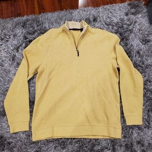 Men's Tasso Elba Pullover Sweater size M